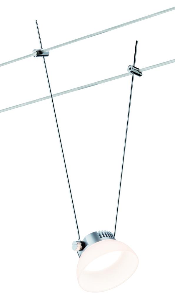 Paulmann LED Seilsystem Spot IceLED I Für Wire ...
