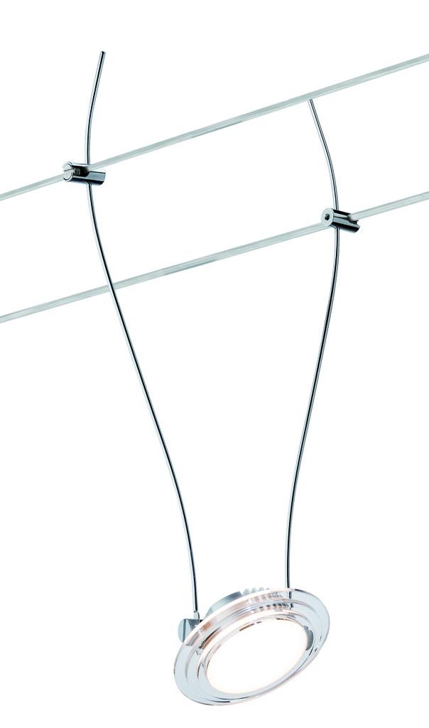 Paulmann LED Seilsystem Wire Systems DC Spot LE...
