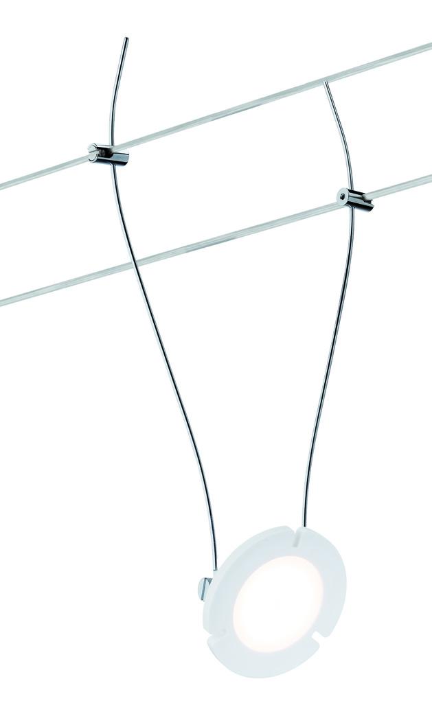 Paulmann LED Seilsystem Wire Systems DC Spot Da...