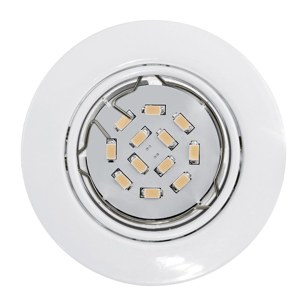 EGLO LED Deckenleuchte Peneto, Weiß, Metall, 94239