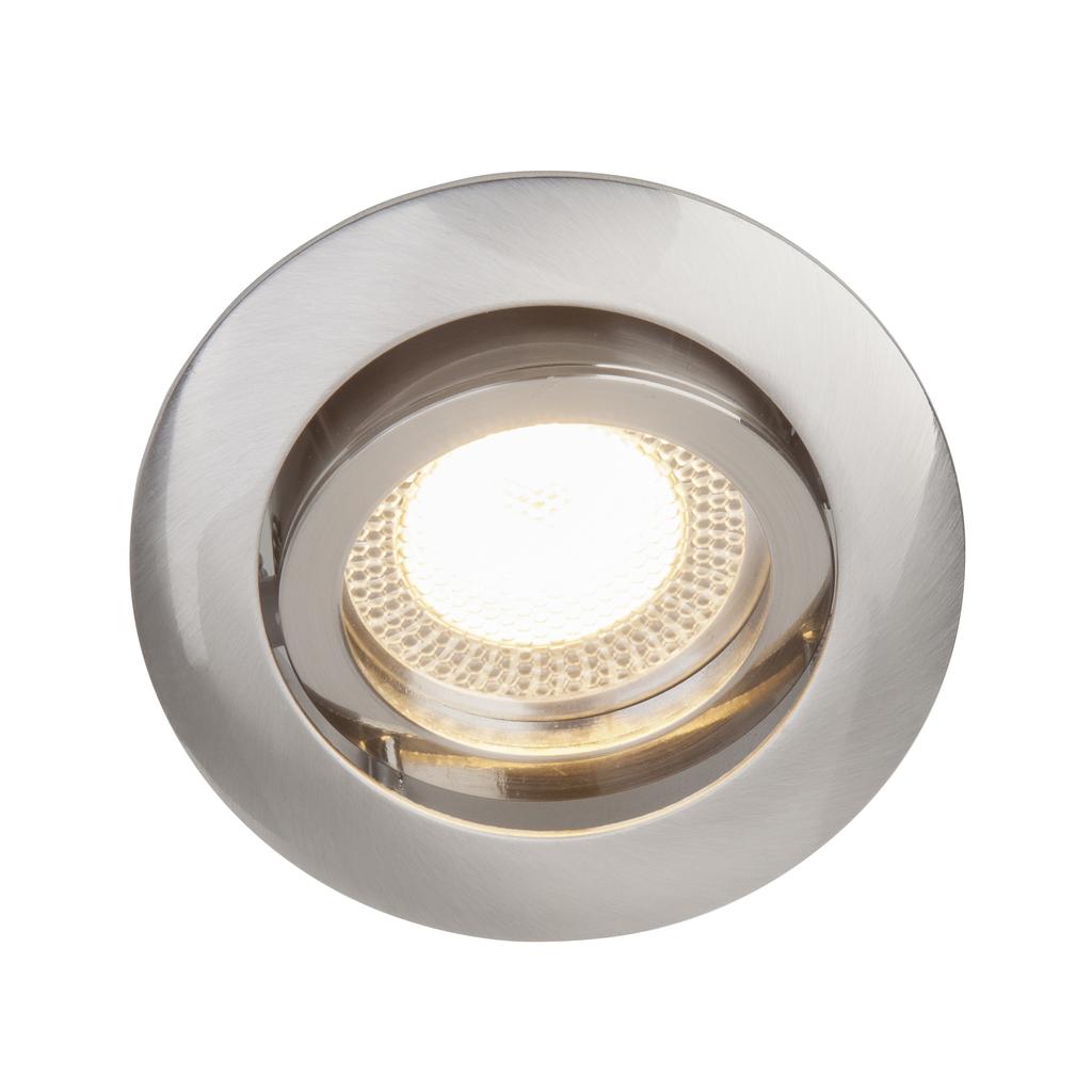 Brilliant LED Deckenleuchte Easy Clip LED 5W EBL-SCHWENKB, Metallisch, Metall, G94649/13