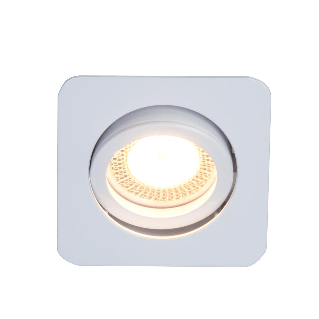 Brilliant LED Deckenleuchte Easy Clip LED 5W EBL-SCHWENKB, Weiß, Metall, G94651/05