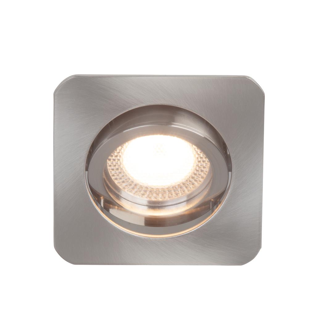 Brilliant LED Deckenleuchte Easy Clip LED 5W EBL-SCHWENKB, Metallisch, Metall, G94651/13