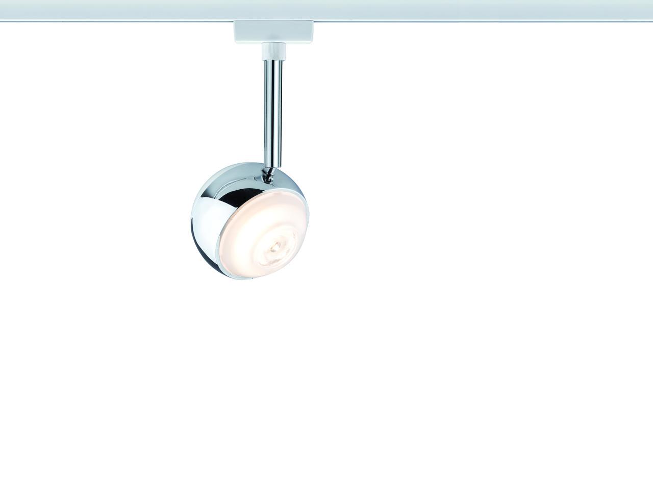 Paulmann URail System LED Spot Capsule 1x4, Chr...
