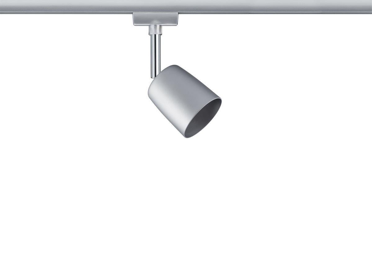 Paulmann Stromschienensystem URail System Spot Cover, Chrom, Metall, 953.35 | Lampen > Strahler und Systeme > Schienensysteme | Chrom | Metall