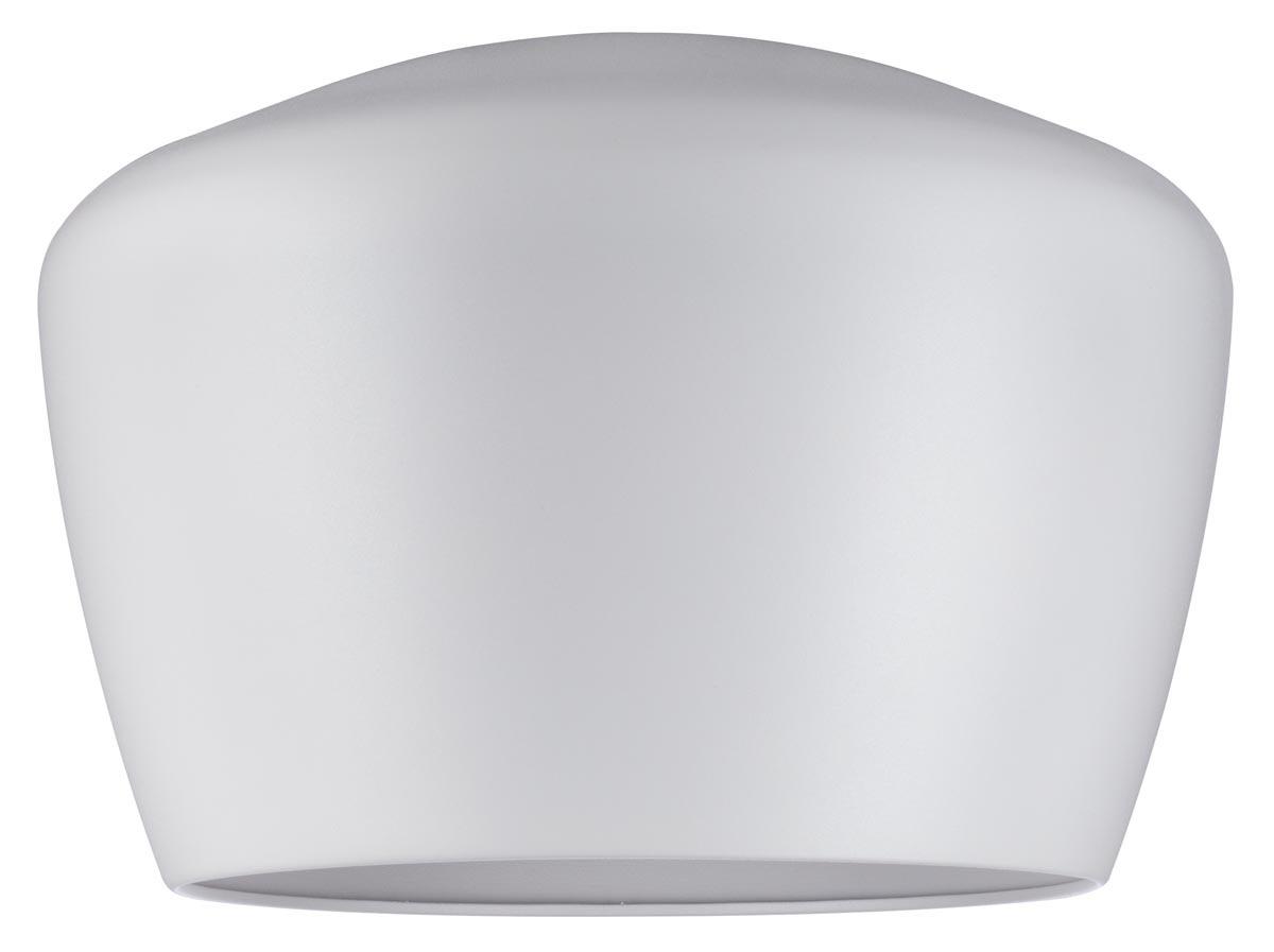 Paulmann Pendelleuchte URail 2Easy Shade Pom, Weiß, Metall, 954.38