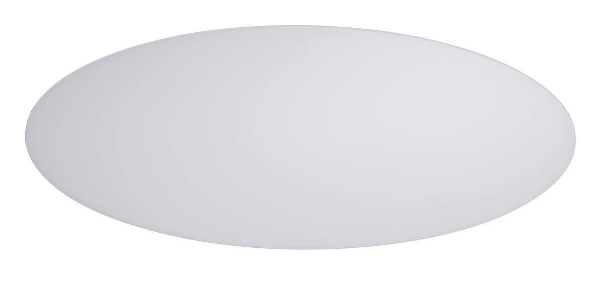 Paulmann Ersatzteil DecoSystems Diffusor Für Stoffschirme Max 10W Kunststoff Ø 246mm, Weiß, Kunststoff, 954.93