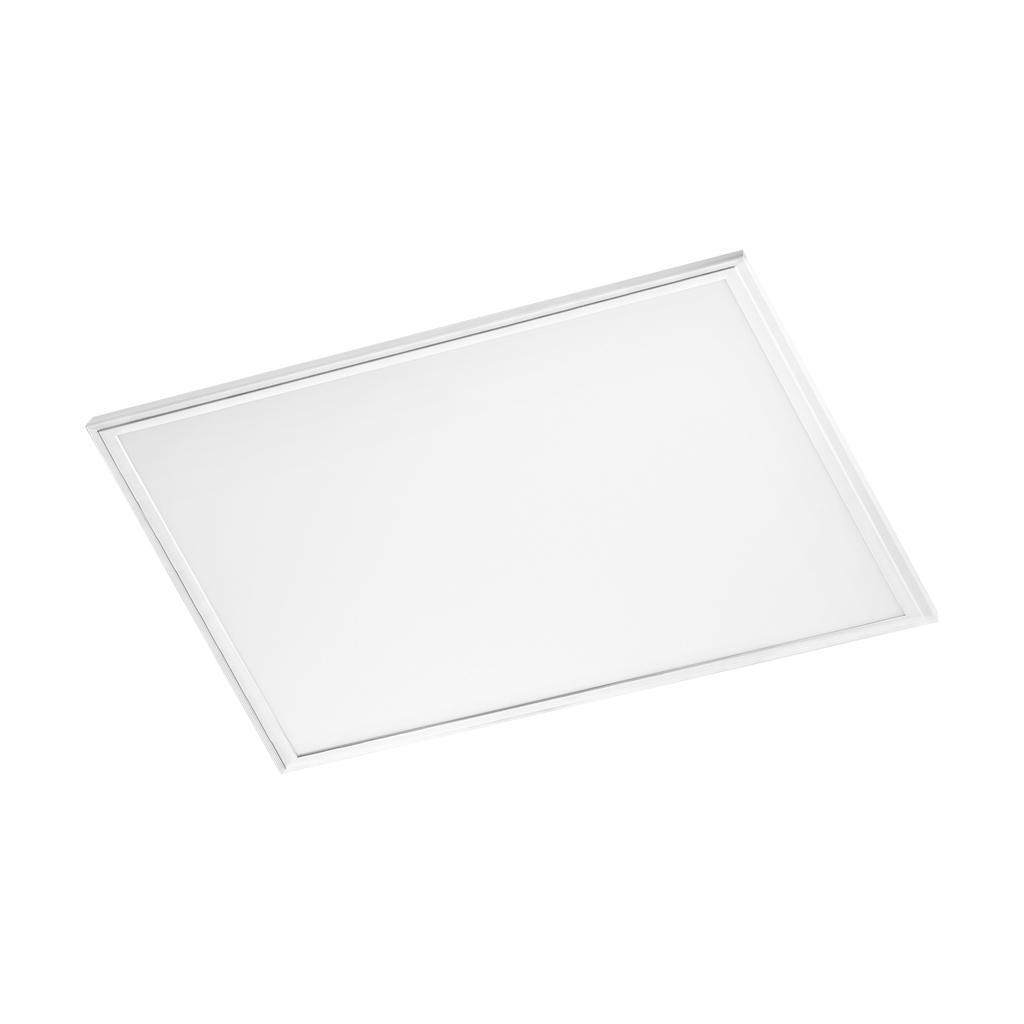 EGLO LED Rasterleuchte Salobrena 1, Weiß, 96152