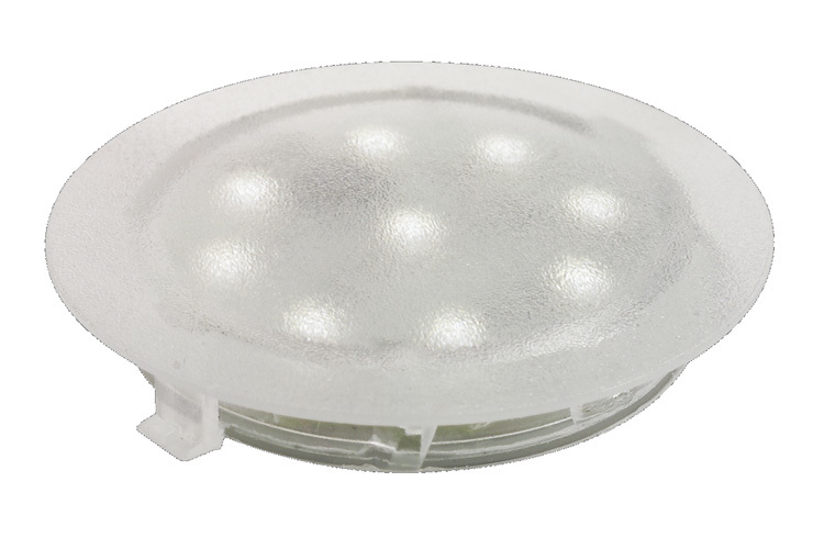 Paulmann LED Bodeneinbauleuchte Special Line UpDownlight LED, Transparent,weiß, Kunststoff, 987.91