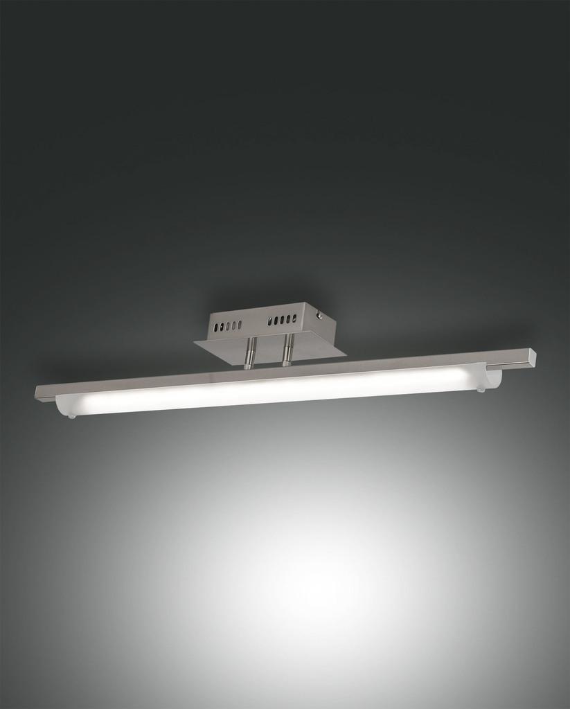 Fabas Luce LED Deckenleuchte Braddy Spot, Metal...