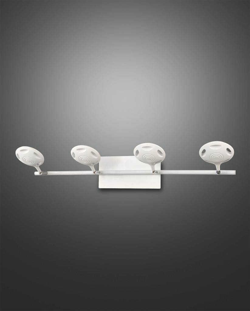 Fabas Luce LED Strahlerbalken Smash Spot, Weiß,...