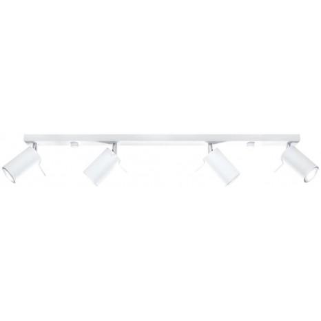 RING 4L Plafond Weiß