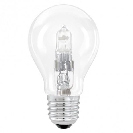 E27 Halogen-HV (A55) 53W, klar, dimmbar, 835lm
