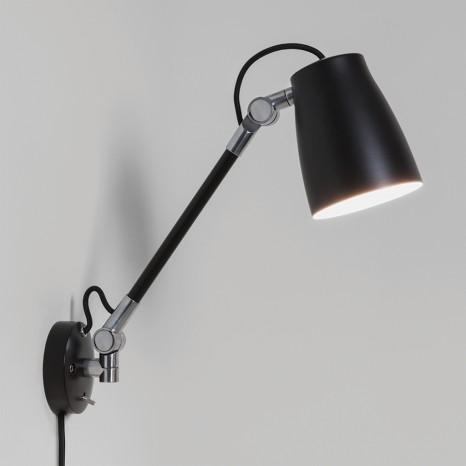 Atelier Grande, schwarz, Reflektor dreh/schwenkb