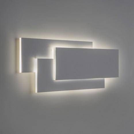Edge 560, Acryl weiß, inkl 1x14W LED, Ausführun