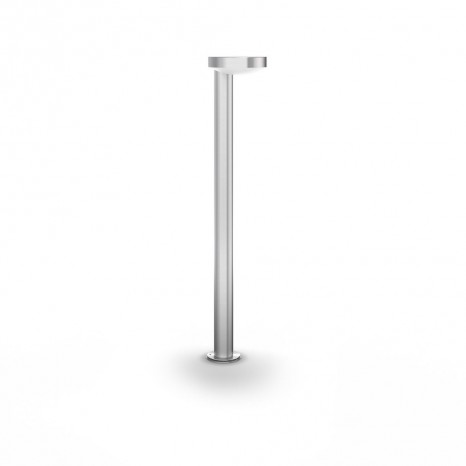 Cockatoo, LED, Höhe 79 cm, Edelstahl