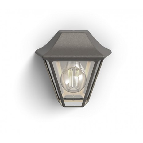 Curassow, braun, 1x42W, exklusive Leuchtmittel