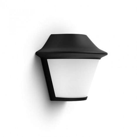 Serres, schwarz, exklusive Leuchtmittel