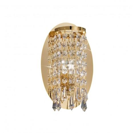 Charleston WL, 24 Karat Gold, Kristall, G9, 262.61.3