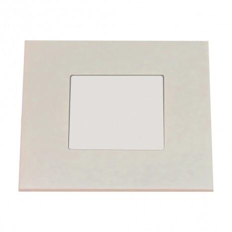 LED Panel, 7,5 x 7,5 cm, Weiß