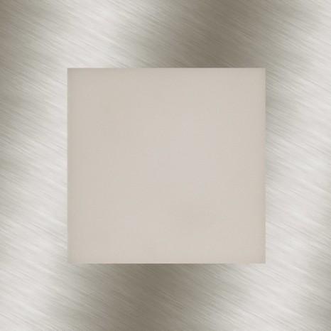LED Panel, 10,7 x 10,7 cm, Silber