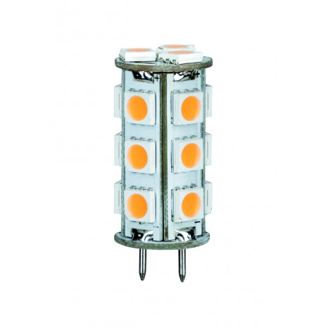 LED Stiftsockel, GY6,35, 2,5W, 170lm, 2700K