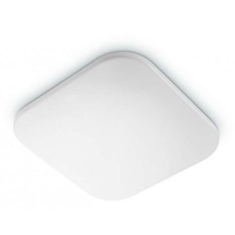 Mauve, weiß, 2000lm, viereckig