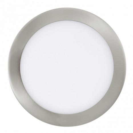 Fueva 1 Ø 22,5 cm metallisch 1-flammig rund
