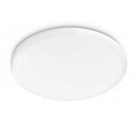 Twirly, Durchmesser: 29 cm, Rand: weiß