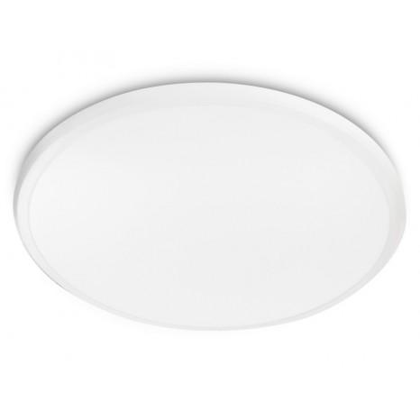 Twirly, Durchmesser: 35 cm, Rand: weiß