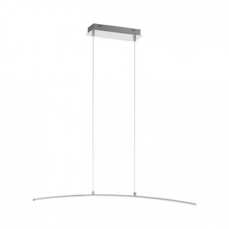 Lasana, LED, Höhe 100 cm, Länge 90 cm, weiß