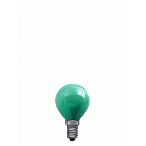 Glühbirne E14 25W grün dimmbar