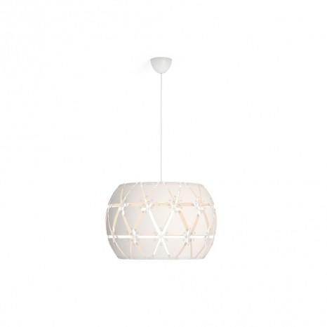 Philips Sandalwood, Farbe: weiß, Maße: 60 cm x 60 cm