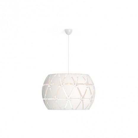 Sandalwood, Farbe: weiß, Maße: 80 cm x 80 cm