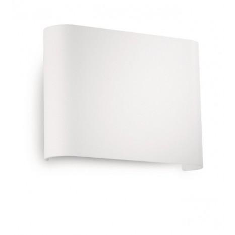 Galax, Breite 13,3 cm, weiß