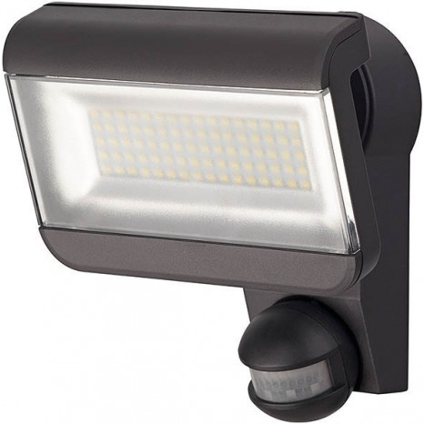 Sensor LED-Strahler Premium City SH 8005 PIR IP44, Anthrazit