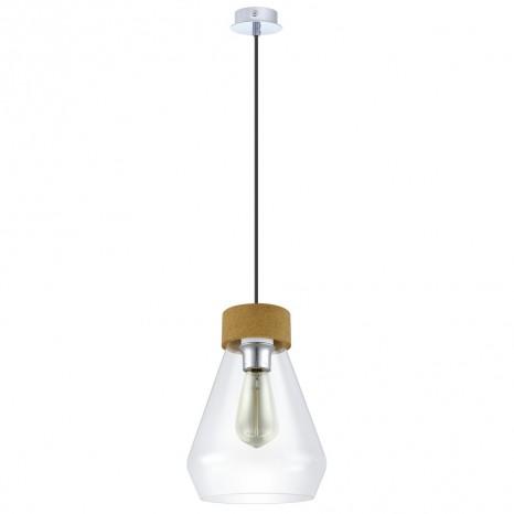 Brixham, Höhe 110 cm, Ø 21 cm, Glas klar