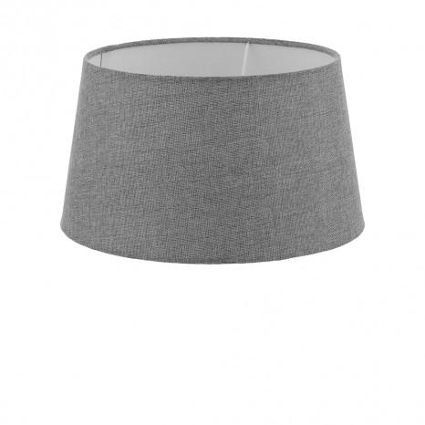 1+1 Vintage, Leinen, Ø 30 cm, E27, grau