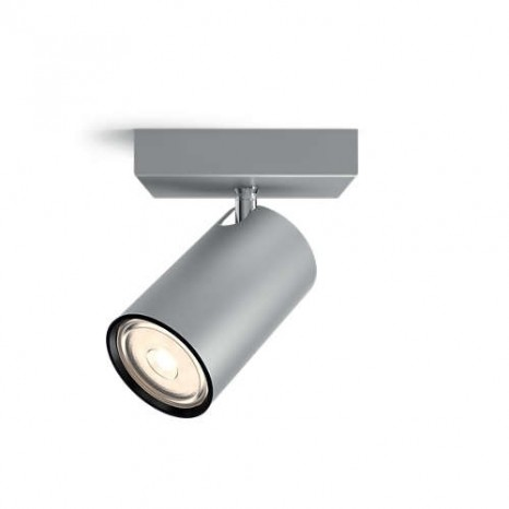 Kosipo, 1-flammig, 1x10W, Aluminium, exklusive Leuchtmittel