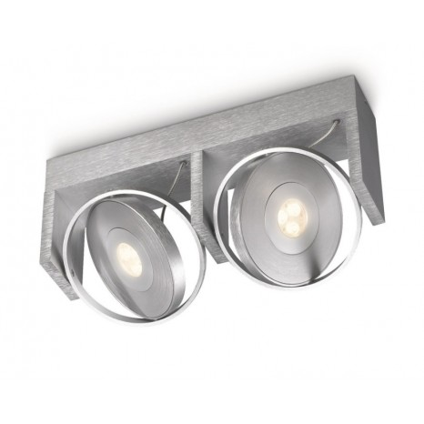 Particon, LED, 2-flammig, dimmbar