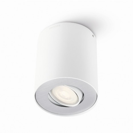 Pillar LED, 1-flammig, Weiß, B-Ware