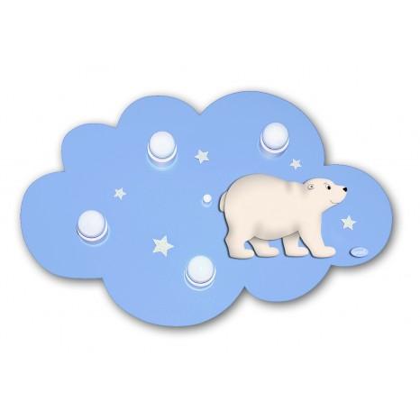 Wolke Eisbär