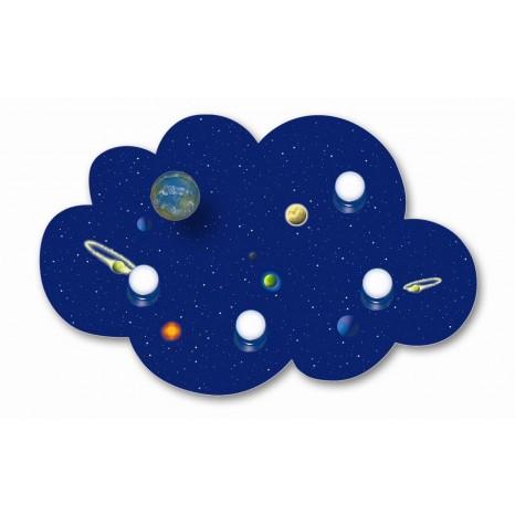 Wolke Weltall