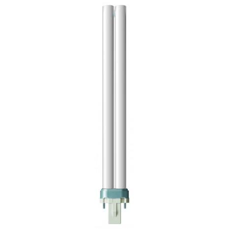 Energiesparlampe PL-S 2-Pin, G23, warmweiß, 10000 Std, 11W