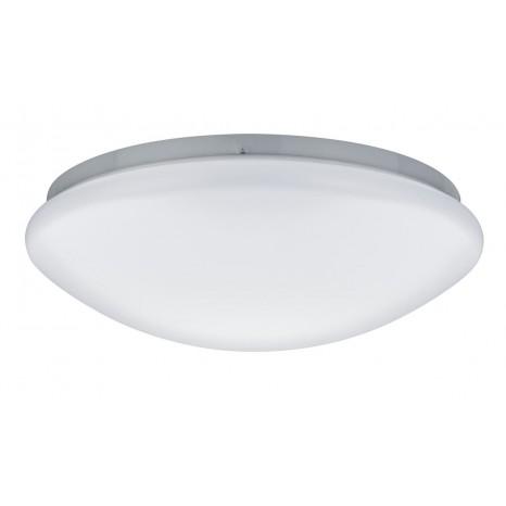 WallCeiling Leonis HF-Sensor, IP44 LED 11W 2700K 320mm Weiß 230V Kunststoff