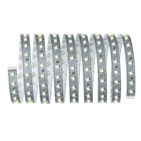 Function MaxLED 500 Stripe 2,5m Warmweiß 17,5W 24V Silber