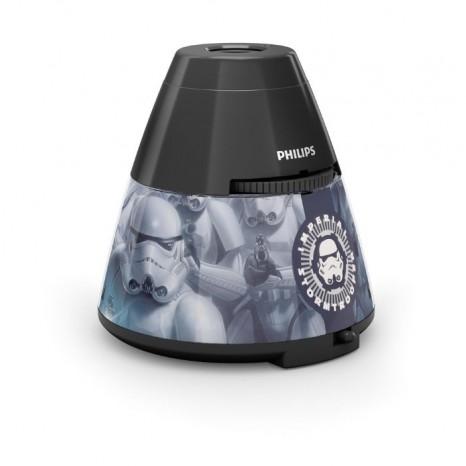 Star Wars 2-in-1 Projektor-Nachtlicht, LED