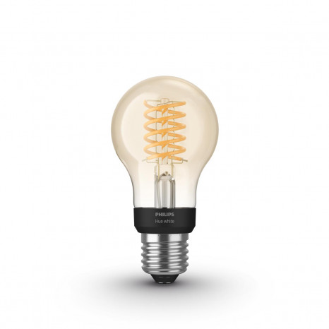 E27 Filament White, Smart Lighting, 550 lm, 2.100 K