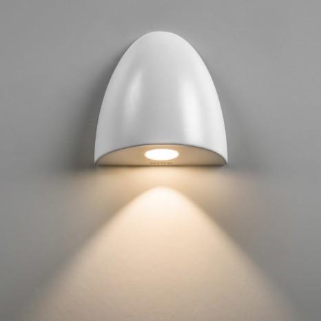 Orpheus, 1x 3W LED, weiß, Höhe 70mm, Breite