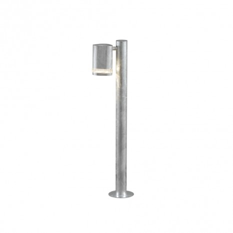 Modena Wegeleuchte, Höhe 70cm, galvanisierter Stahl